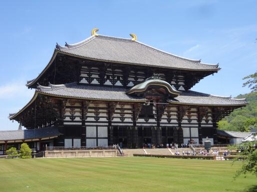 Todai-ji Temple Complex, Nara